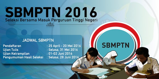 Hasil Pengumuman SBMPTN 2016
