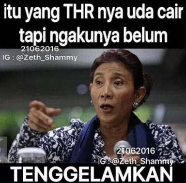 meme lucu THR9