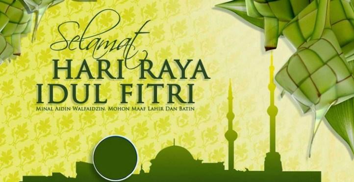 Ucapan Lebaran Idul Fitri 2016