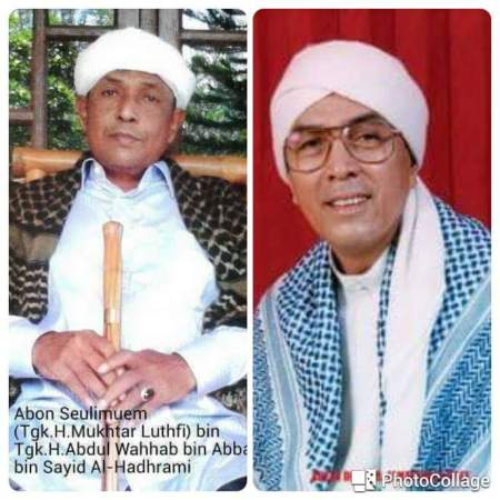 Warga Aceh di Denmark Laksanakan shalat Ghaib dan Samadiah Untuk Abon Selimuem dan Abuya Jamaluddin