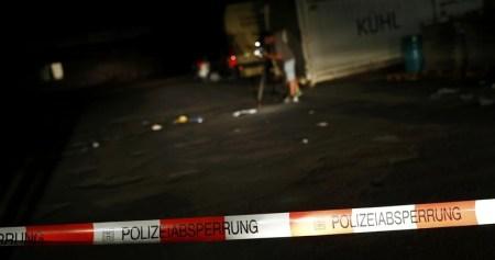 Menyerang Pakai Kampak, Pemuda Afghanistan Melukai 3 Penumpang Kreta Di Jerman
