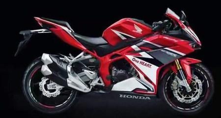 Honda CBR250RR Hadir Dengan 3 Pilihan Warna