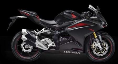 Honda Resmi Luncurkan CBR250RR di Jakarta
