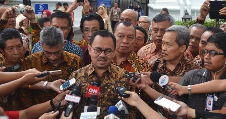 Reshuffle Kabinet: Ini Nama-nama Baru yang Diisukan Akan Masuk Kabinet Kerja