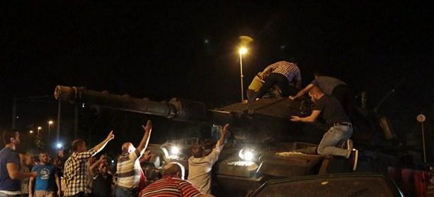 Kudeta Militer Turki Rekayasa Erdogan