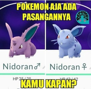 Meme Pokemon Go Lucu1