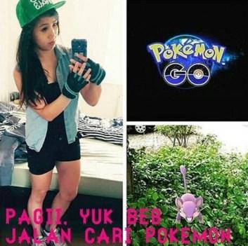 Meme Lucu dan Kocak Pokemon Go