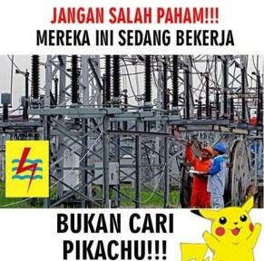 Meme Pokemon Go Lucu4