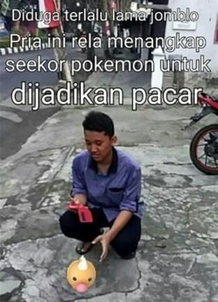 Meme Pokemon Go Lucu5