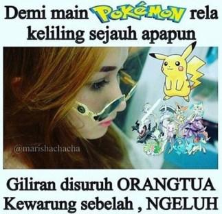 Meme Pokemon Go Lucu7