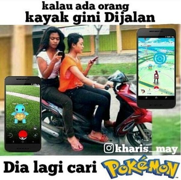 Meme Pokemon Go Lucu9