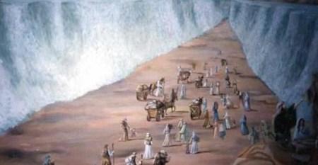 7 Bukti Nabi Musa Membelah Lautan