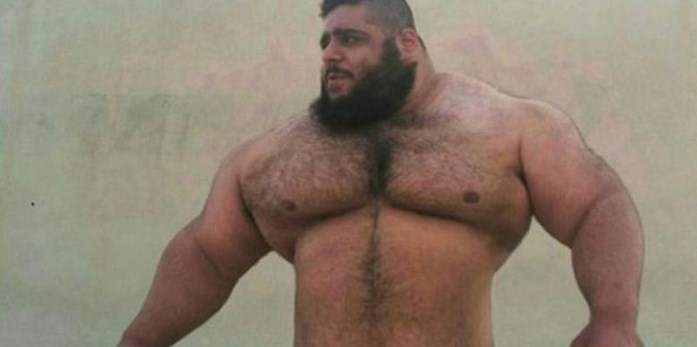 Hulk dari Iran Akan Perangi ISIS ke Suriah