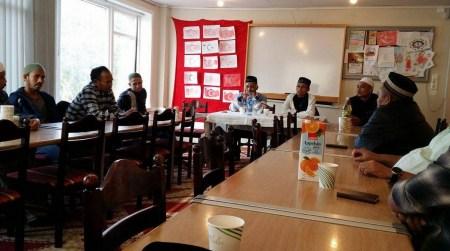 Open House Warga Aceh Norwegia di awali Zikir dan Shalawat Bersama