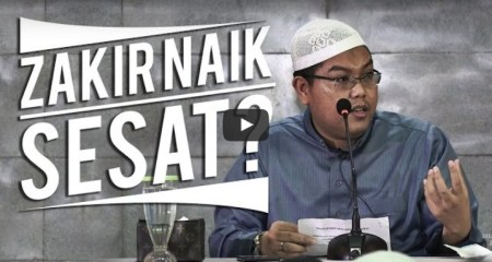 VIDEO ISLAMI: Zakir Naik Sesat?