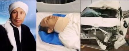 Ulama Buya Yahya Kecelakaan di Tol Cipali, Mari Doakan Untuk Kesembuhan Beliau