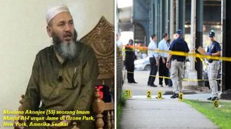 Imam Masjid Tewas Ditembak Usai Salat Akibat Retorika Trump