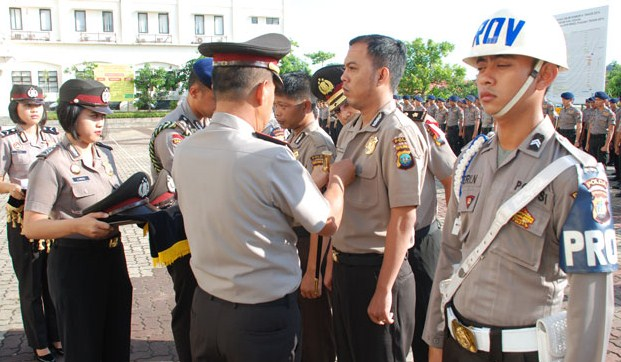6 Polisi Polresta Banda Aceh Kena Pecat Tidak Hormat