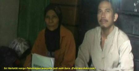 Inilah orang-orang Tak Waras Yang Mengaku Dirinya Nabi di Indonesia