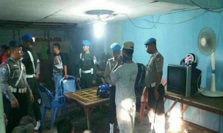 Aparat gabungan TNI/Polri Gerebek Arena Judi, 2 Polisi dan 1 TNI Diamankan