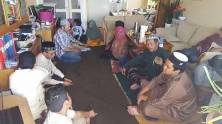 MAZKA Mengisi Zikir Bersama Warga Aceh di Swedia